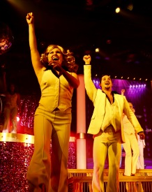 Disco Blame it on the Boogie Finale- Crown Princess 2015