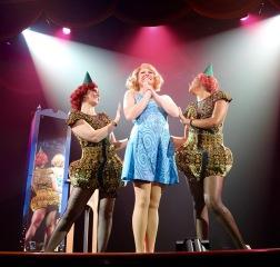 """Popular"" - Courtney as Cat in Magic to Do- Original Cast 2015"