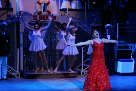As Reno Sweeney in Anything Goes