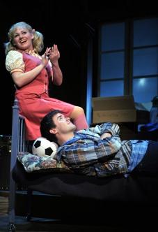 As Susie in Stephen Schwartz's Snapshots with Brian Crum