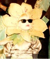 Courtney in The Wiz- age 7