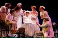 As Martha in The Secret Garden at TheatreWorks