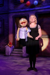 As Kate Monster in Avenue Q at Mason Street Warehouse