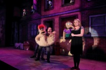 Avenue Q at Mason Street Warehouse with Francis Kelley